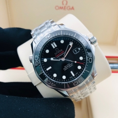 OMEGA Seamaster Diver 300M 41mm Stainless Steel Black Dial Automatic 212.30.41.20.01.003