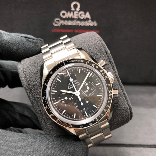 OMEGA Speedmaster Moonwatch Professional 42mm Stainless Steel Black Dial Manual-winding  311.30.42.30.01.005
