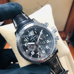 Breguet Type XX-XXI-XXII 42mm Black Dial Stainless Steel Automatic 3810ST/92/9ZU