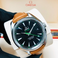 OMEGA Seamaster Aqua Terra 150M Golf Edition Stainless Steel 42MM Black Dial Automatic 231.12.42.21.01.003