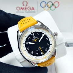 OMEGA Olympic Games Collection 39.5mm Stainless Steel Black Automatic 522.32.40.20.01.002