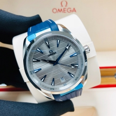 OMEGA Seamaster Aqua Terra 150M 41mm Stainless Steel Grey Dial Automatic 220.12.41.21.06.001