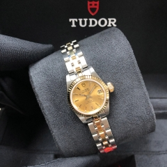 Tudor Princess Date 22mm Steel-Yellow Gold Champagne Dial Automatic M92513-0001