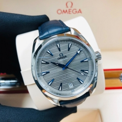 OMEGA Seamaster Aqua Terra 150M 41mm Stainless Steel Grey Dial Automatic 220.13.41.21.06.001