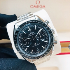 OMEGA Speedmaster Racing 44.25mm Stainless Steel Black Dial Automatic 329.30.44.51.01.001