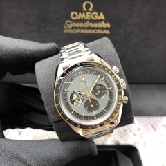 OMEGA Speedmaster Moonwatch Apollo 11 50TH Anniversary Steel 42MM Black Dial Automatic  310.20.42.50.01.001