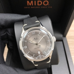 MIDO Multifort 40MM Stainless Steel Anthracite Dial Automatic M040.407.16.060.00