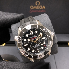 OMEGA Seamaster Diver 300M 42MM Stainless Steel Black Dial Automatic 210.22.42.20.01.004