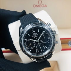 OMEGA Speedmaster Racing 40MM Stainless Steel Black Dial Automatic 326.32.40.50.01.001