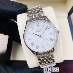 LONGINES Longines Lyre 35MM Stainless Steel White Dial Quartz L4.759.4.11.6