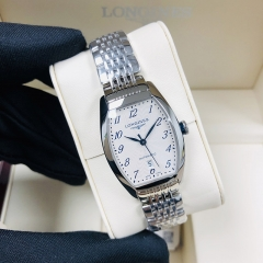 LONGINES Longines Evidenza 26*30.6MM Stainless Steel Silver Dial Automatic L2.142.4.73.6