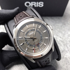 Oris Drives GT 42mm Stainless Steel Green Dial Automatic 01 735 7751 4153