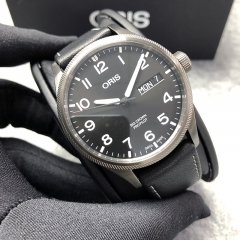 Oris Big Crown 45mm Stainless Steel Black Dial Automatic01 752 7698 4264