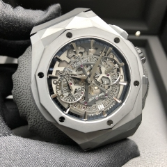 Hublot Classic Fusion Aerofusion Chronograph Orlinski 45MM Sapphire Crystal Dial Automatic 525.CI.0119.RX.ORL18