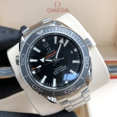 OMEGA Seamaster Planet Ocean 600M Stainless Steel 42MM Black Dial Automatic 232.30.42.21.01.001